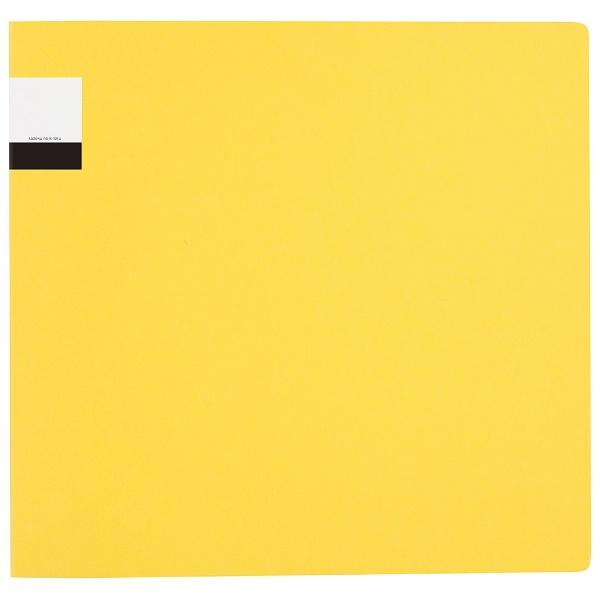 富士フイルムFUJIFILMOURHOMEかぞくのきろく(黄色)