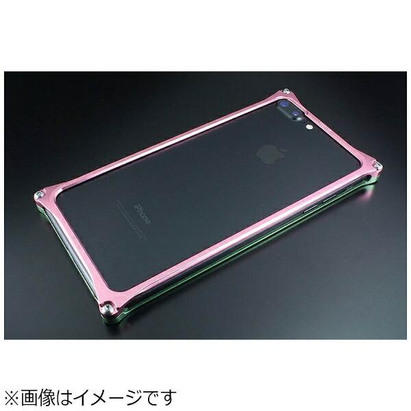 GILDdesignギルドデザインiPhone7Plus用SolidBumper-EVANGELIONLimited-MARIMODEL42121GIEV-282MARI
