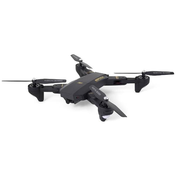 ジーフォースGFORCEドローンESPADA(エスパーダ)ブラックGB100[ドローンカメラ付き小型]