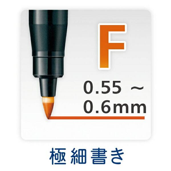 ステッドラーSTAEDTLER[油性マーカー]ルモカラーペン極細書きF(線幅0.55〜0.6mm)ブルー318-3