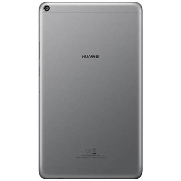 HUAWEIファーウェイ【LTE対応】MediaPadT38スペースグレー[KOB-L09]8型・MSM8917・ストレージ16GB・メモリ2GBnanoSIMx12017年8月モデルAndroid7.0SIMフリータブレットKOB-L09スペースグレー[8型/ストレージ:16GB/SIMフリーモデル][タブレット本