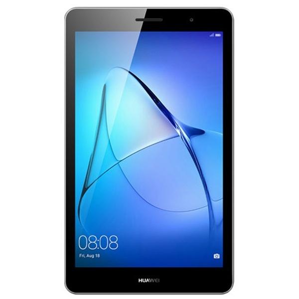 HUAWEIファーウェイKOB-W09AndroidタブレットMediaPadT38スペースグレー[8型/ストレージ:16GB/Wi-Fiモデル][タブレット本体8インチwifiKOBW09]