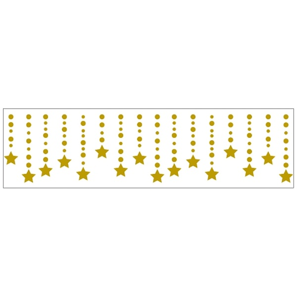 ワールドクラフトworldcraftマスキングテープ15mm(twinklestar)W02-MK-T0036[W02MKT0036]