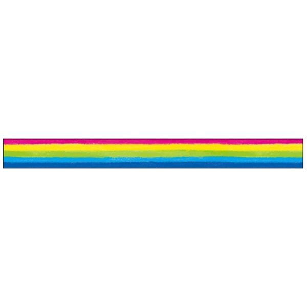 ワールドクラフトworldcraftマスキングテープ4mm(虹)W02-MK-T0074[W02MKT0074]