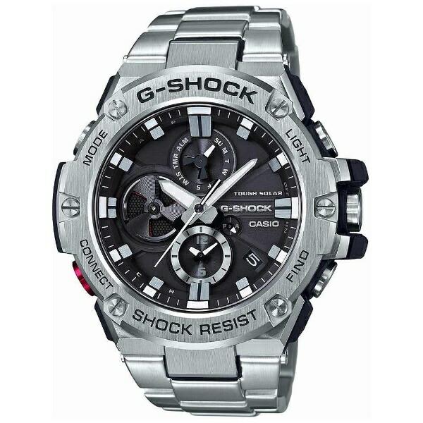 カシオCASIOG-SHOCK(G-ショック)「G-STEEL(Gスチール)」GST-B100D-1AJF[GSTB100D1AJF]