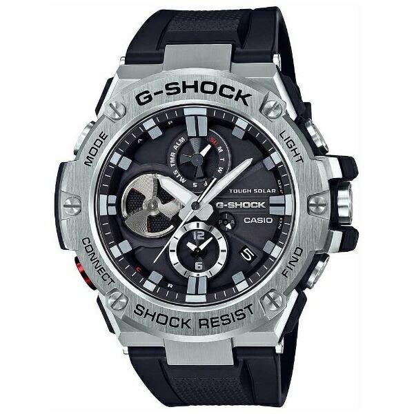 カシオCASIOG-SHOCK(G-ショック)「G-STEEL(Gスチール)」GST-B100-1AJF[GSTB1001AJF]