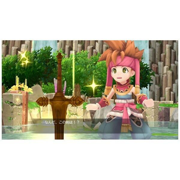 スクウェアエニックスSQUAREENIX聖剣伝説2シークレットオブマナ【PS4ゲームソフト】