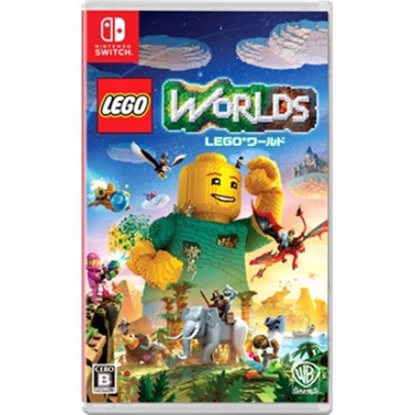ワーナーブラザースジャパンWarnerBros.LEGOワールド目指せマスターボルダー【Switchゲームソフト】
