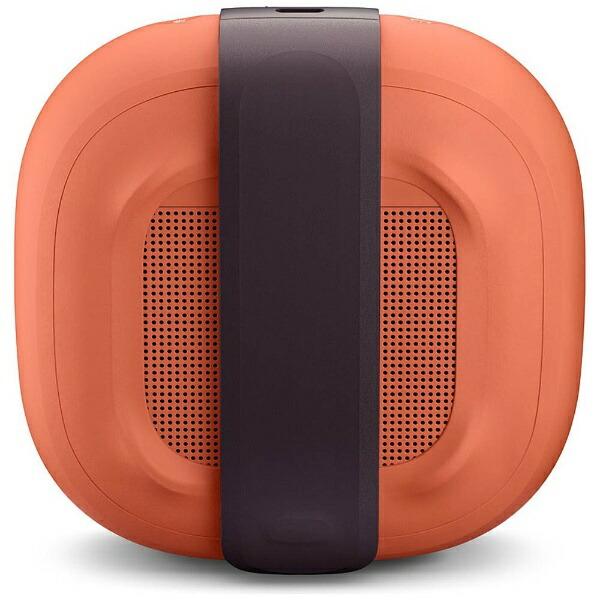 BOSEボーズSLINKMICROORGブルートゥーススピーカーSoundLinkMicroオレンジ[Bluetooth対応/防水][ボーズスピーカーSLINKMICROORG]