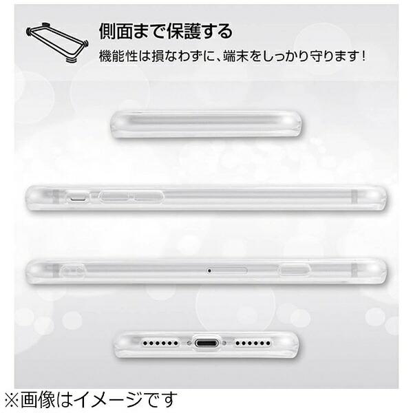 レイアウトrayoutiPhone8用ハイブリッドケースクリアRT-P14CC2/CM
