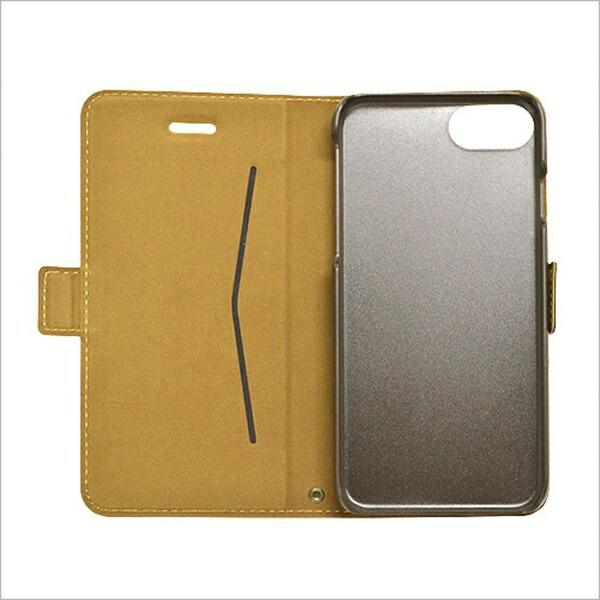 ラスタバナナRastaBananaiPhone8手帳ケースサイドマグネットレッド/ネイビー3435IP7SA