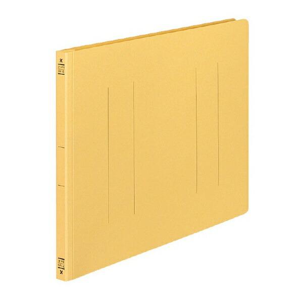 コクヨKOKUYO[ファイル]フラットファイルV樹脂製とじ具・15mmとじ(色:黄、サイズ:B4-E)フ-V19Y
