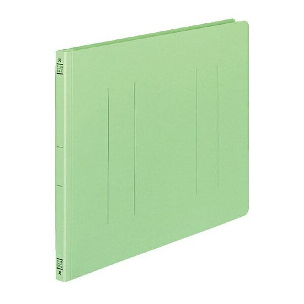 コクヨKOKUYO[ファイル]フラットファイルV樹脂製とじ具・15mmとじ(色:緑、サイズ:B4-E)フ-V19G