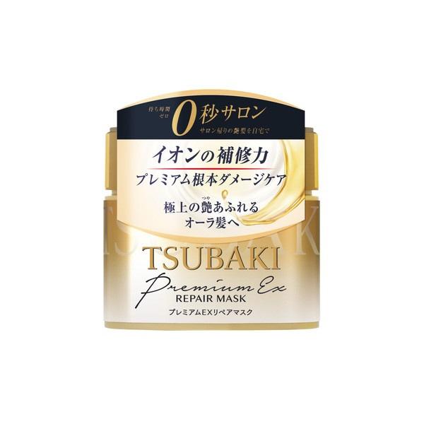 ファイントゥデイ資生堂TSUBAKIプレミアムリペアマスク180g〔ヘアパック〕【rb_pcp】