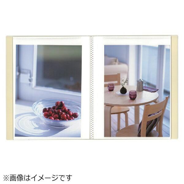 ナカバヤシNakabayashiイージーストッカー3(2L-判1段40枚収納/ホワイト)アカ-E3P2L-40W[アカE3P2L40W]