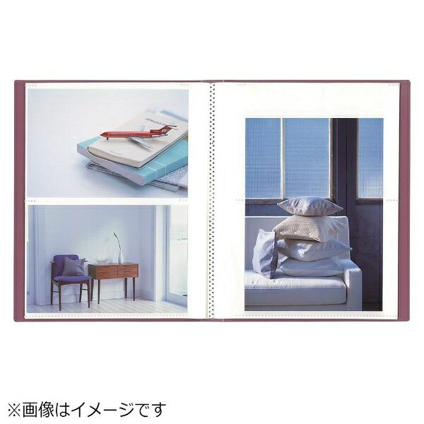ナカバヤシNakabayashiイージーストッカー3(L判2段80-枚収納/ピンク)アカ-E3PL-80-P[アカE3PL80P]