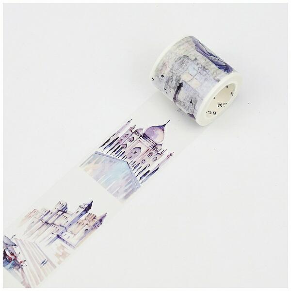 ビージーエムBGMマスキングテープスペシャル全世界(インド)幅40mm×長さ7mBM-SPW016[BMSPW016]