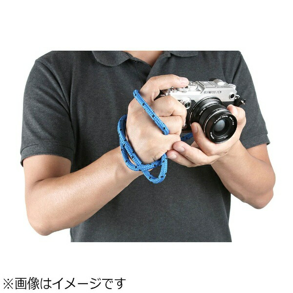 アルティザン&アーティストARTISAN&ARTISTカメラストラップACAM-701(ブルーxブラック)[ACAM701BLBK]