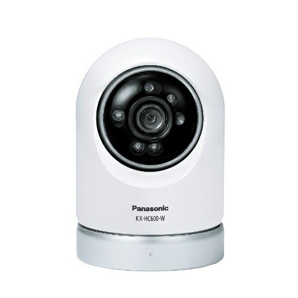 パナソニックPanasonicKX-HC600-Wホームネットワークシステムスマ@ホームシステムホワイト[暗視対応/無線][KXHC600W]panasonic