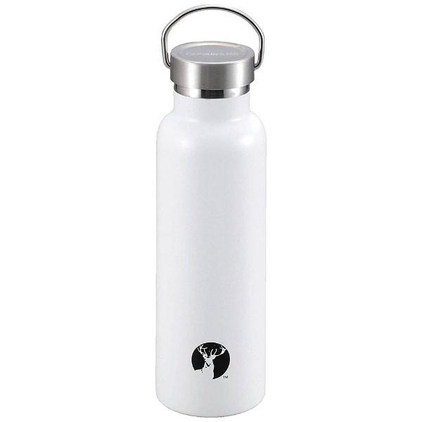 パール金属PEARLMETALHDボトル600600mlCAPTAINSTAG(キャプテンスタッグ)ホワイトUE-3367-WH[UE3367]