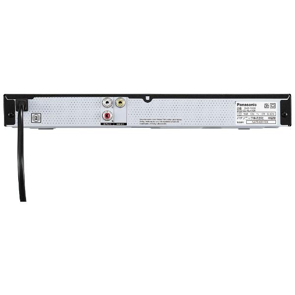 パナソニックPanasonicDVD-S500DVDプレーヤーブラック[再生専用][DVDS500K]panasonic