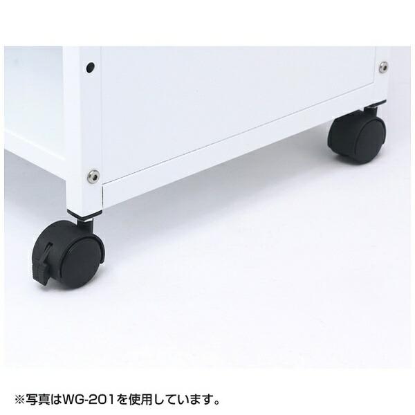 サンワサプライSANWASUPPLYファイルワゴン(大・W700×D356×H1124mm)WG-203N【メーカー直送・代金引換不可・時間指定・返品不可】