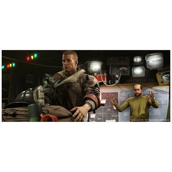 マイクロソフトMicrosoftWolfensteinII:TheNewColossus(ウルフェンシュタイン2:ザニューコロッサス)【XboXOneゲームソフト】