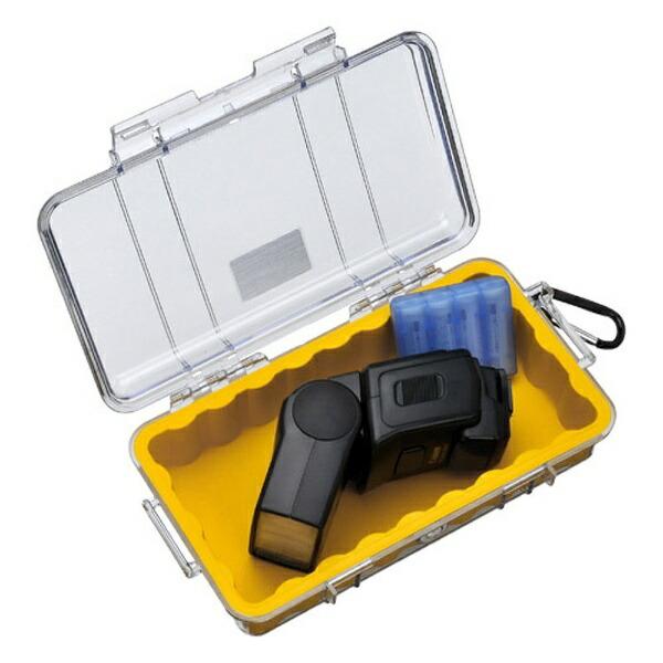 ペリカンPelican小型防水ハードケース1060HK(ブラック)