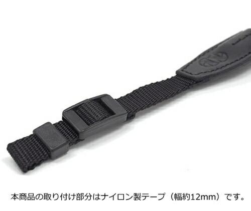 ライカLeicaライカロープストラップbyCOOPHGlowingRed126cm(取り付け部分:ナイロン製テープ式)19589