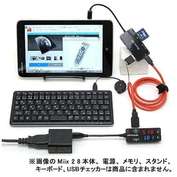 ルートアールRouteRRUH-OTGU2CR+CmicroSD/SDカード専用カードリーダー[USB2.0/1.1]