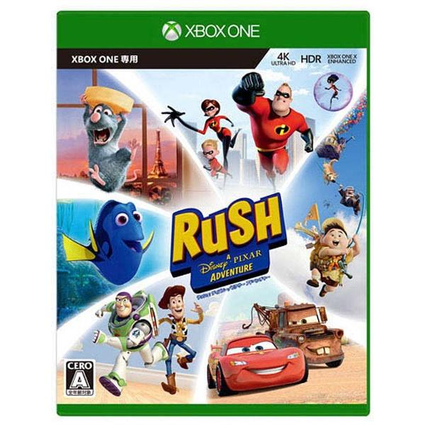 マイクロソフトMicrosoftラッシュ:ディズニー/ピクサーアドベンチャー【XboxOneゲームソフト】