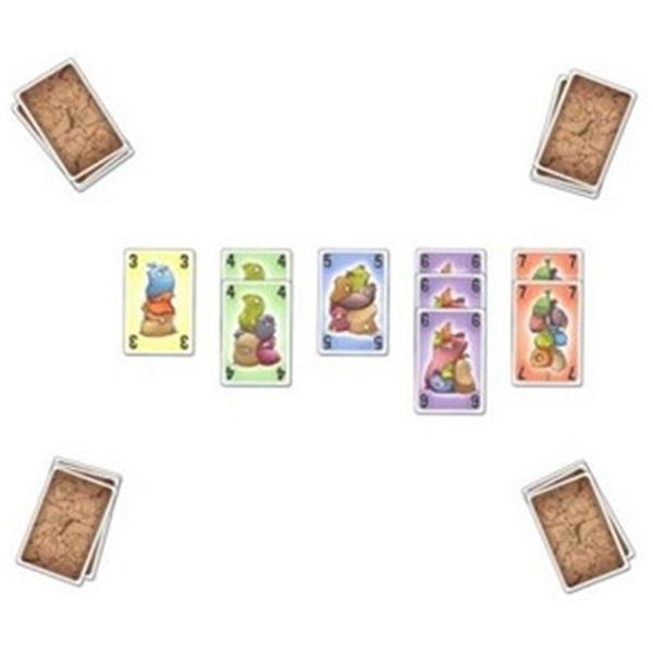 メビウスMobiusカードゲーム『ゆかいなふくろ』