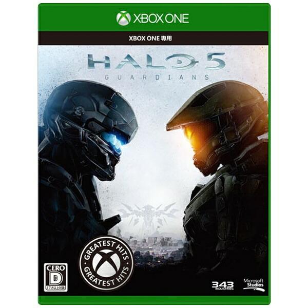 マイクロソフトMicrosoftHalo5:GuardiansGreatestHits【XboxOneゲームソフト】