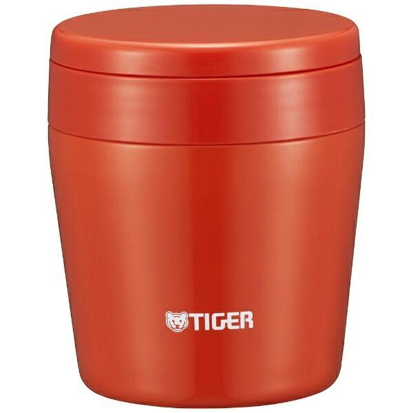 タイガーTIGERスープジャー(250ml)MCL-B025RCチリレッド[MCLB025]