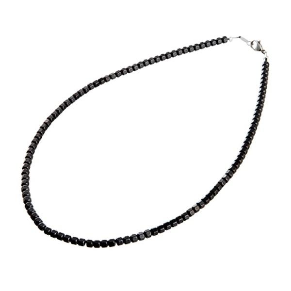 コラントッテColantotteネックレスLUCE(ブラック/Lサイズ)ABAPK01L[ABAPK01L]