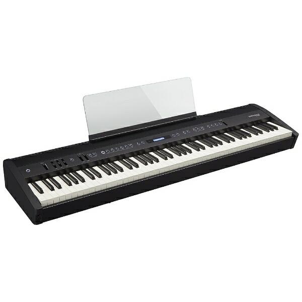 ローランドRolandFP-60-BK電子ピアノブラック[88鍵盤][FP60]