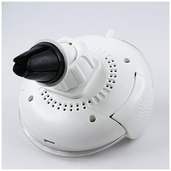 アイキューラボiQLaboワイヤレス充電器[Qi対応]WirelessCARchargerYOGEEYG-CC-WHホワイト[ワイヤレスのみ][YGCCWH]