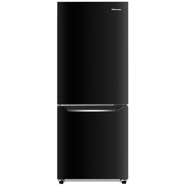 ハイセンスHisense冷蔵庫小型一人暮らしHR-D15CB冷蔵庫パールブラック[2ドア/右開きタイプ/150L][冷蔵庫小型一人暮らし新生活新品HRD15CB]