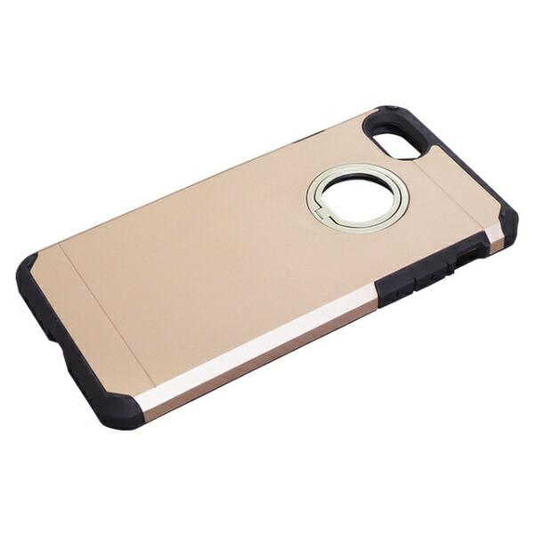 バウトBAUTiPhone8/7Plusジャケットリング付きハイブリッド耐衝撃