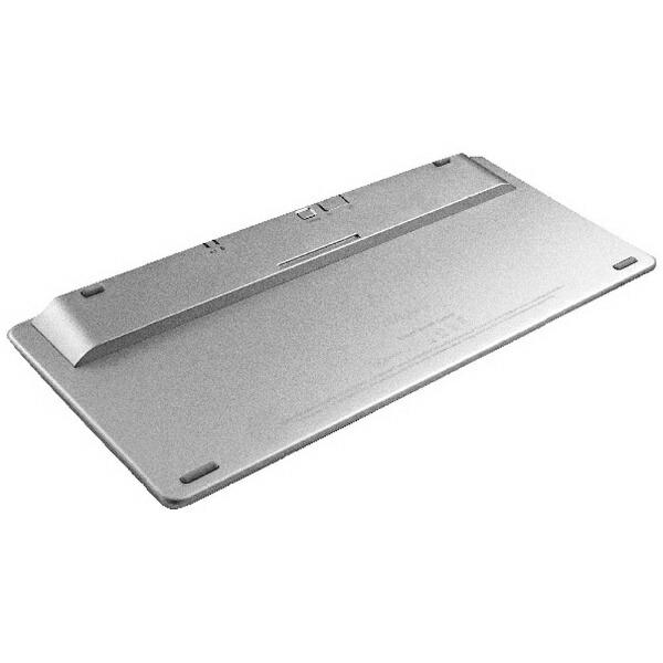UNIQユニークE6350WHキーボードrapooホワイト[Bluetooth/ワイヤレス][E6350WH]