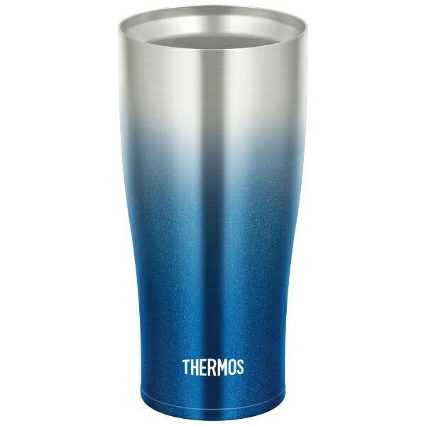 サーモスTHERMOS真空断熱タンブラースパークリングブルーJDE-420C-SP-BL[420ml][JDE420CSPBL]