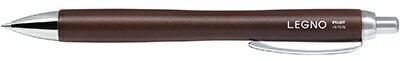 パイロットPILOT[油性ボールペン]レグノダークブラウン(ボール径:0.7mm、インキ色:黒)BLE-1SK-DBN