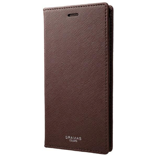 坂本ラヂヲiPhoneX用EUROPassione手帳型レザーケースbookLeatherCaseワインCLC60317WNE