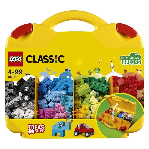 レゴジャパンLEGO10713クラシックアイデアパーツ収納ケースつき[レゴブロック]
