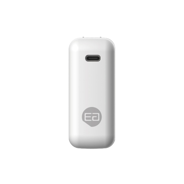 GOPPAゴッパ[Type-C]AC-Type-C充電器65WUSBPD対応5A+Type-C⇔Type-Cケーブル1.8m(1ポート・ホワイト)E00650A1CWHTUS