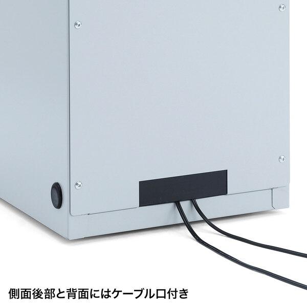サンワサプライSANWASUPPLY簡易防塵機器収納ボックス(W300)MR-FAKBOX300