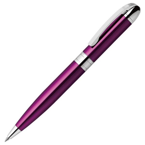 ゼブラZEBRA[油性ボールペン]フォルティアVCパープル(ボール径:0.7mm)BA93-PU
