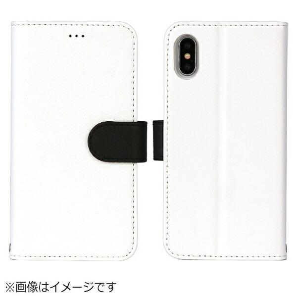HAMEEハミィ[iPhoneX]booc手帳型ダイアリーケース
