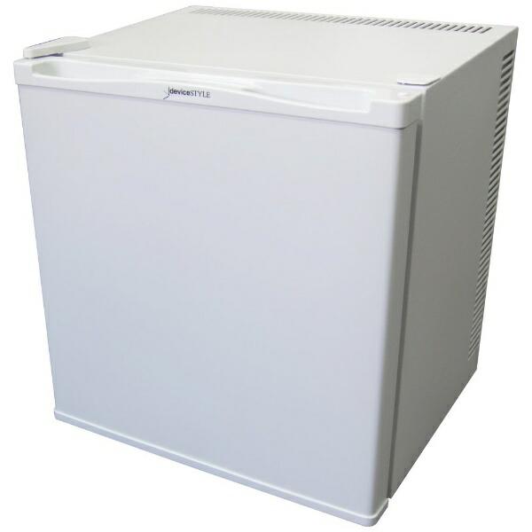 デバイスタイルdeviceSTYLE冷蔵庫白RA-P20FL-W[1ドア/左開きタイプ/20L][冷蔵庫一人暮らし小型RAP20FLW]
