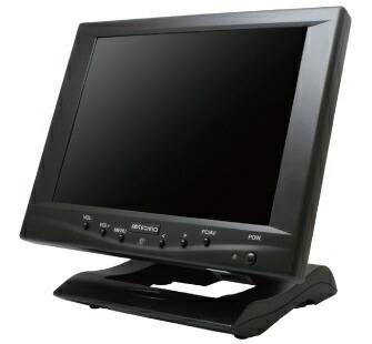 エーディテクノADTECHNOタッチパネル液晶モニターブラックCL8801NT[スクエア/SVGA(800×600)][CL8801NT]